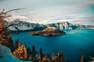 Crater Lake, Oregon