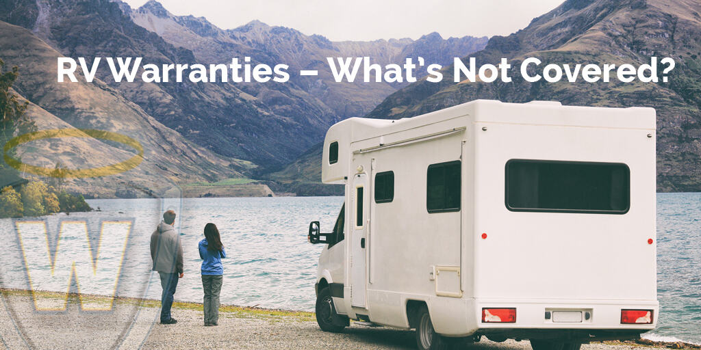 What's Not Covered in an RV Extended Warranty?