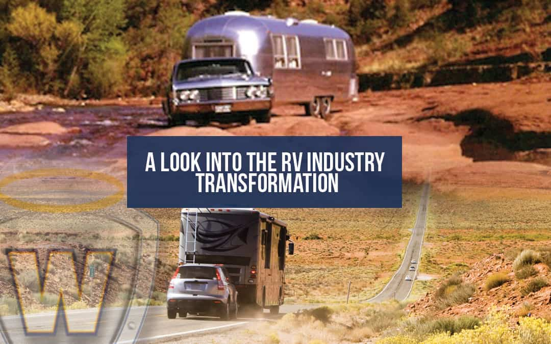 A Look Into the RV Industry Transformation