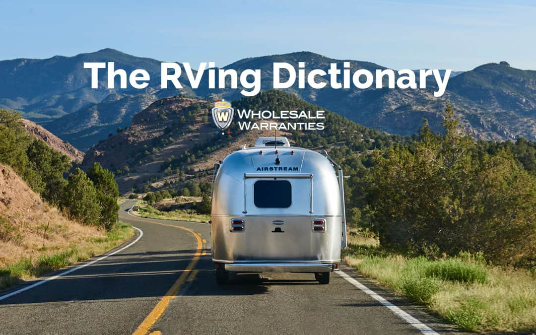 The RVing Dictionary