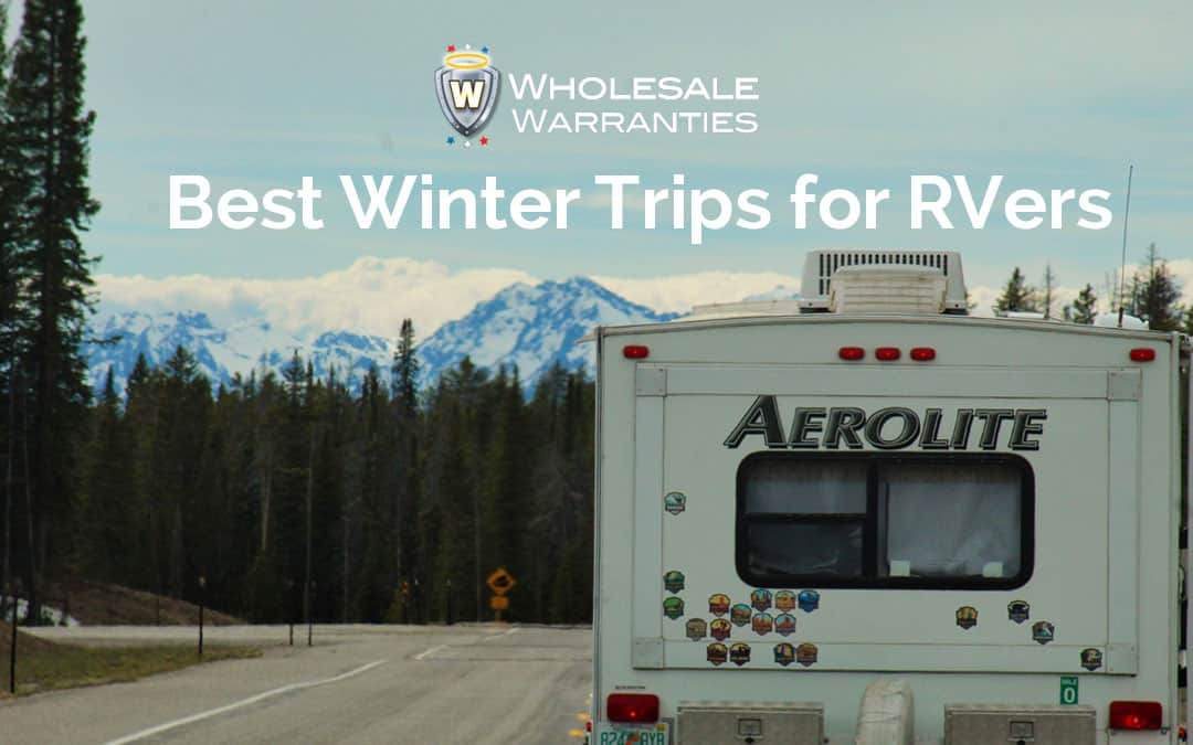 Best Winter Trips for RVers