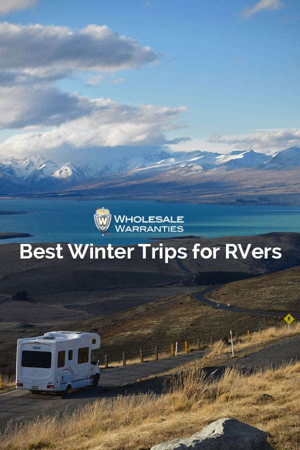 Winter Trips for RVers