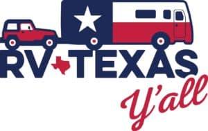RV Texas Y'all Logo
