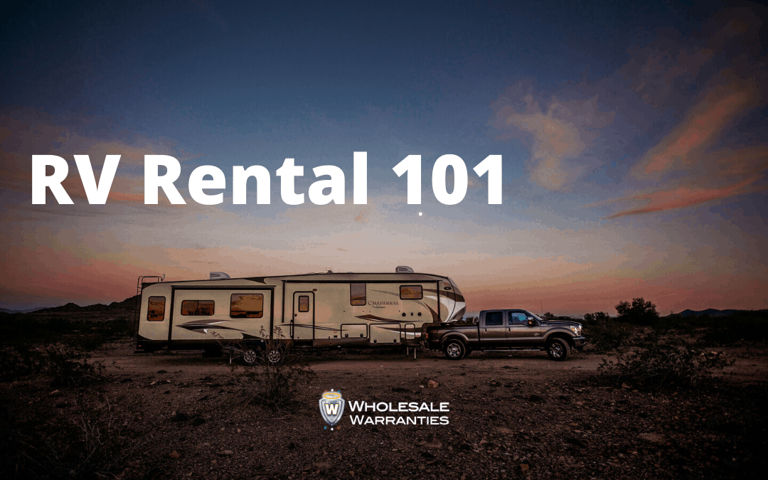 rv rental 101 blog