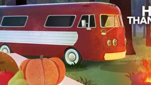 Thanksgiving in your RV